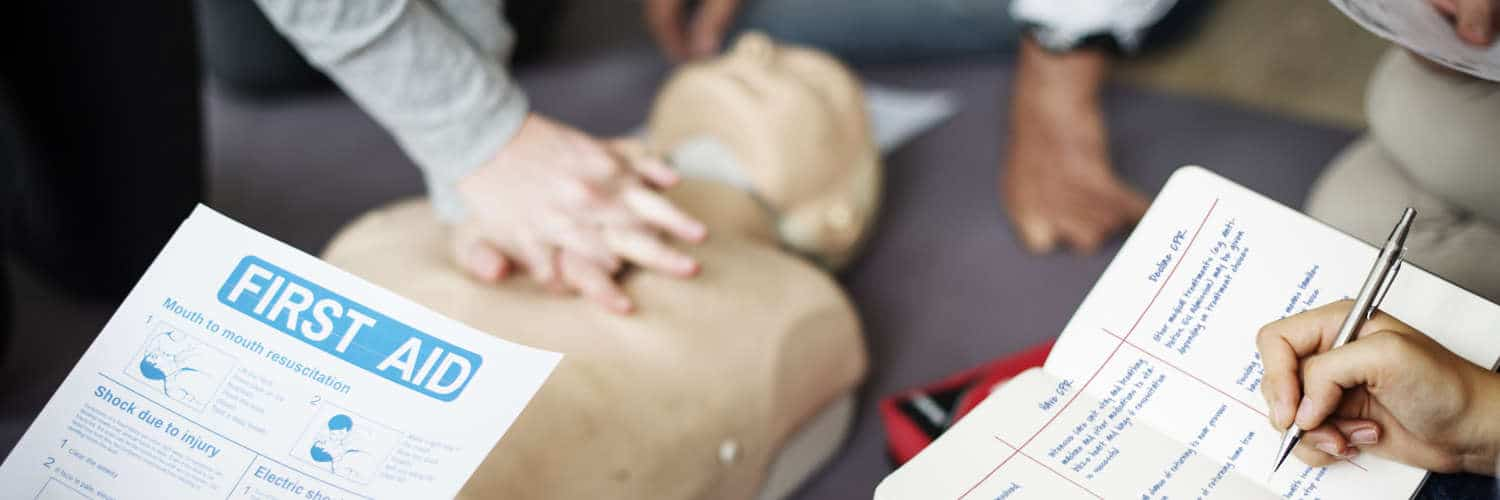 CPR-First Aid Training
